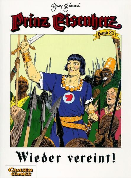 Prinz Eisenherz (Carlsen Comics) 83 Wieder vereint !