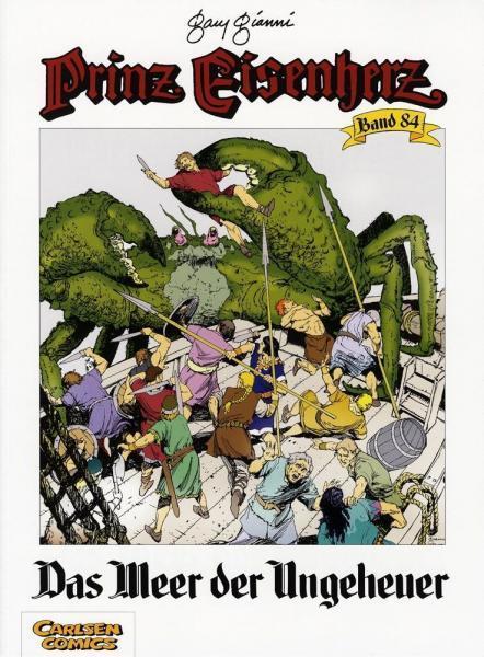 Prinz Eisenherz (Carlsen Comics) 84 Das Meer der Ungeheuer