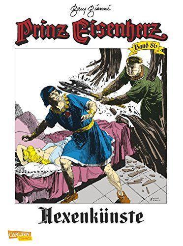 Prinz Eisenherz (Carlsen Comics) 86 Hexenkünste