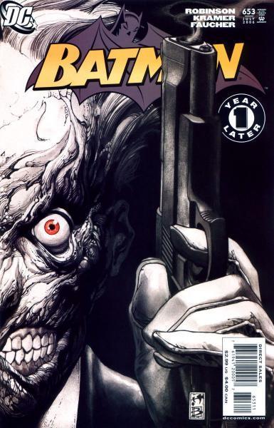 Batman 653 Face the Face, Part 6