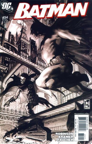Batman 654 Face the Face, Conclusion