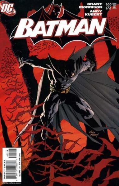 Batman 655 Batman & Son, Part 1: Building a Better Batmobile