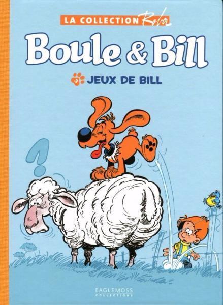 Boule & Bill 11 Jeux de Bill