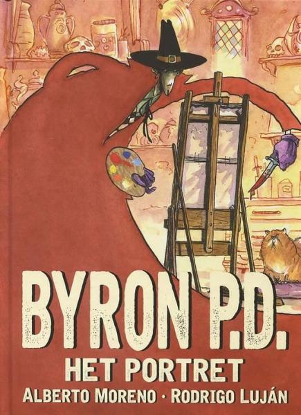 Byron P.D.: Het portret 1 Byron P.D.: Het portret