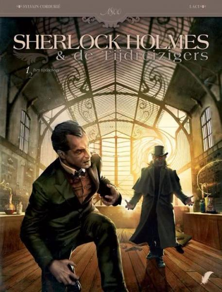 Sherlock Holmes en de tijdreizigers 1 Het tijdraster