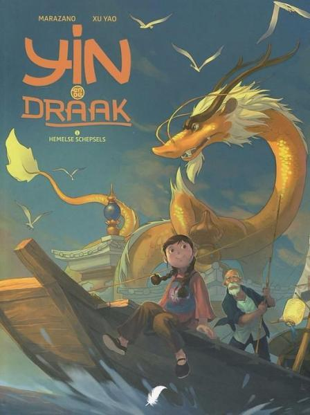 Yin en de draak 1 Hemelse schepsels