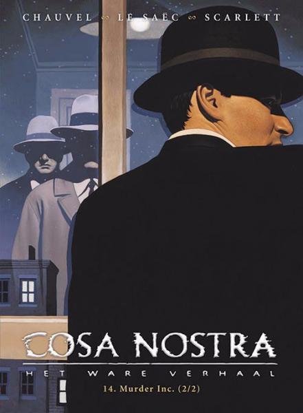 Cosa Nostra - Het ware verhaal 14 Murder Inc. (2/2)