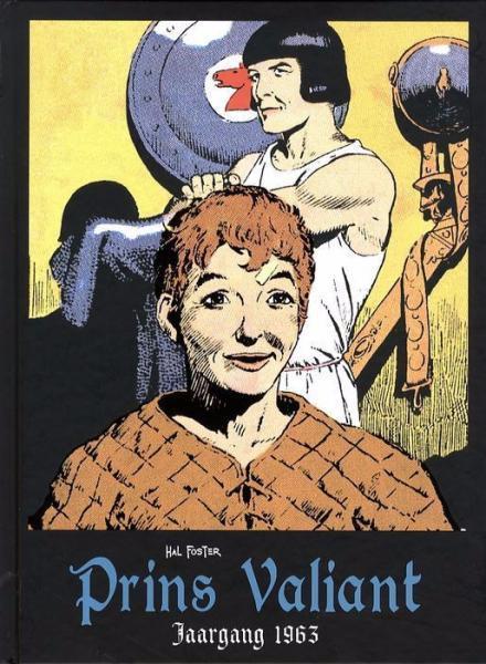 Prins Valiant (Silvester) 27 Jaargang 1963