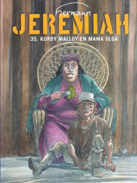 Jeremiah 35 Kurdy Malloy en mama Olga