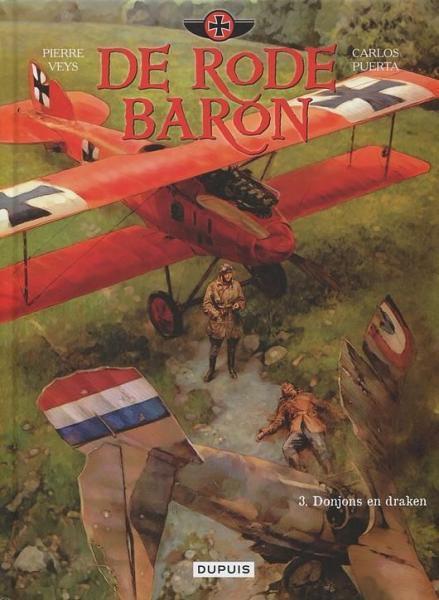 De Rode Baron 3 Donjons en draken