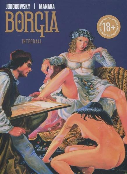 Borgia INT 1 Borgia
