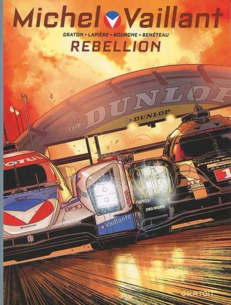 Michel Vaillant (Nieuw seizoen) 6 Rebellion