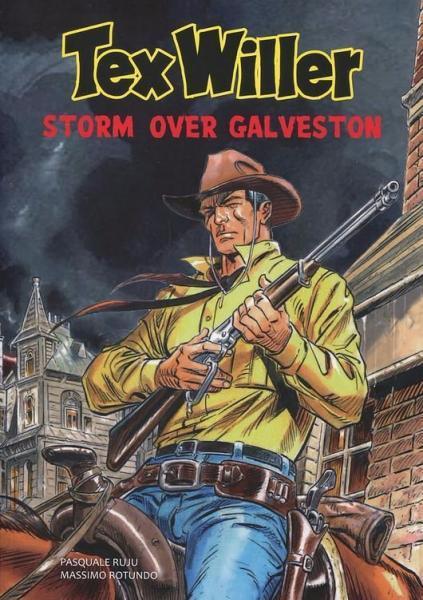Tex Willer (Classics Hum!) 8 Storm over Galveston