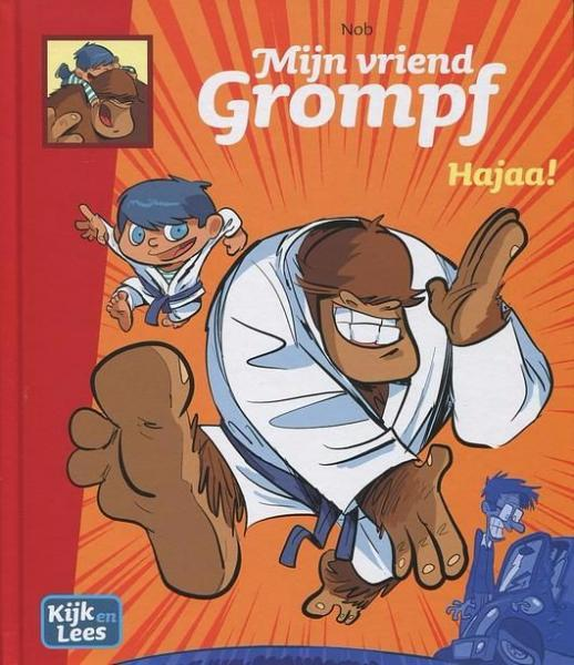 Mijn vriend Grompf 3 Hajaa!