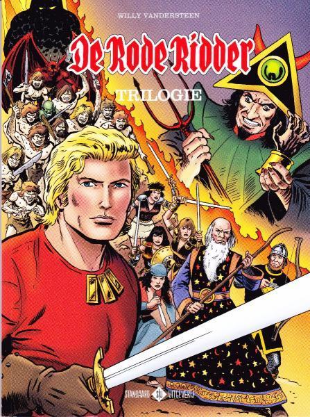 De Rode Ridder INT 16 Trilogie