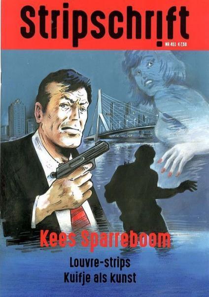 Stripschrift 451 Kees Sparreboom