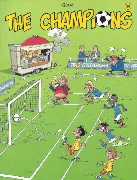 The Champions 28 Deel 28
