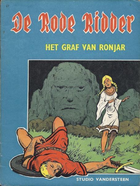 De Rode Ridder 27 Het graf van Ronjar