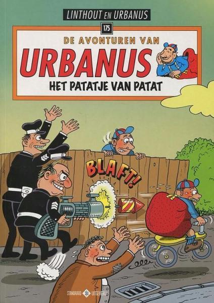 Urbanus 175 Het patatje van patat