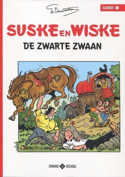 Suske en Wiske classics 7 De zwarte zwaan