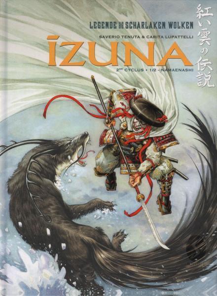 Legende van de scharlaken wolken - Izuna 3 Namaenashi