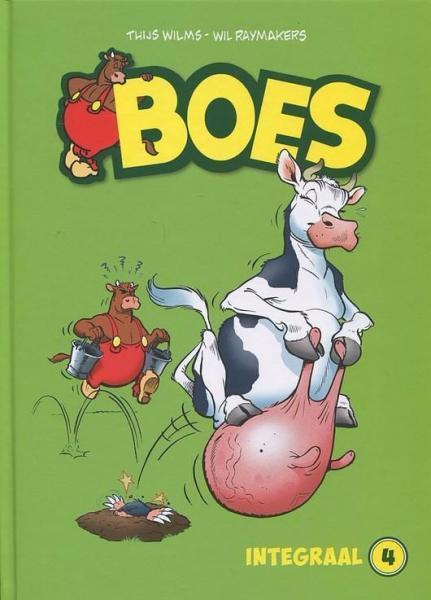 Boes (Saga) INT 4 Integraal 4
