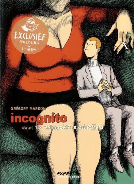 Incognito 1 Volmaakte slachtoffers