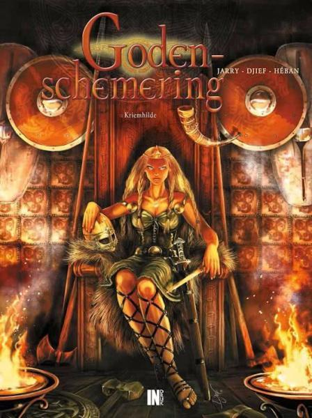 Godenschemering 5 Kriemhilde