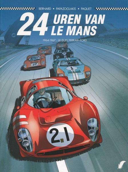 24 uren van Le Mans 1 1964-1967: Het duel Ferrari-Ford