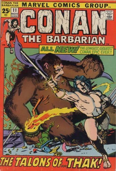 Conan the Barbarian 11 Rogues In The House