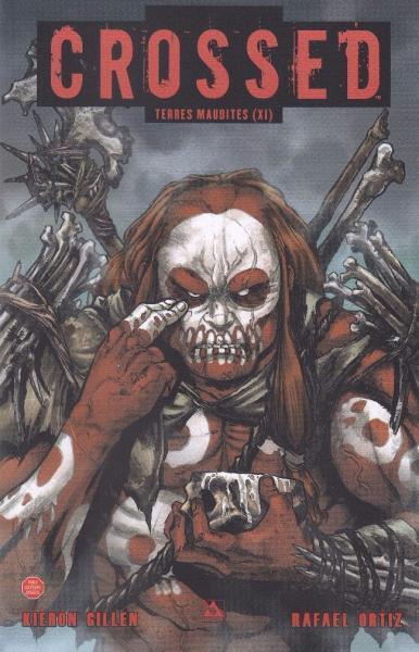 Crossed: Terres maudites 11 Volume 11