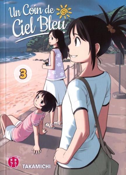 Un coin de ciel bleu (Takamichi) 3 Tome 3
