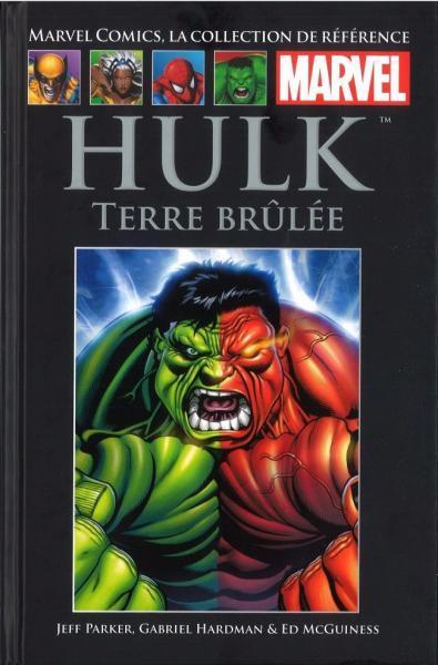 Marvel Comics - La collection (Hachette) 93 Hulk: Terre brûlée