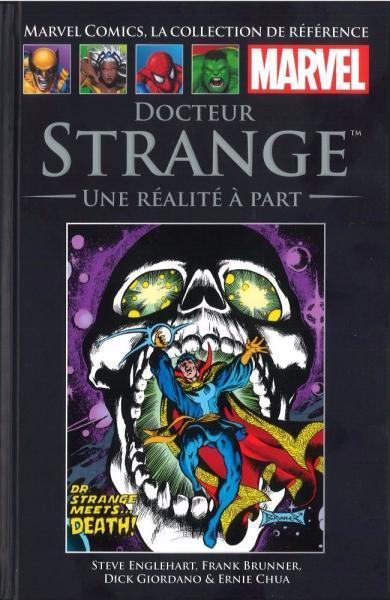 Marvel Comics - La collection (Hachette) 94 Docteur Strange: Une réalité à part