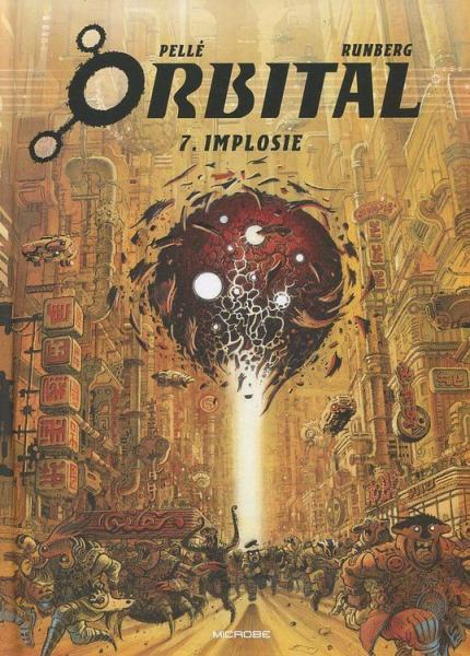 Orbital 7 Implosie