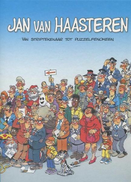 Jan van Haasteren 1 Van striptekenaar tot puzzelfenomeen
