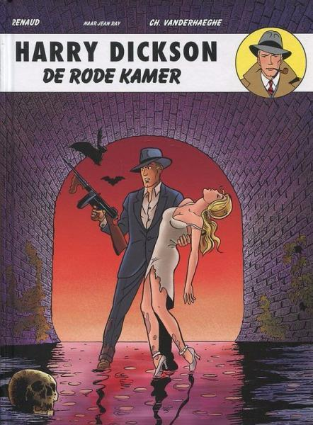 Harry Dickson (Dargaud/Art & BD) 12 De rode kamer