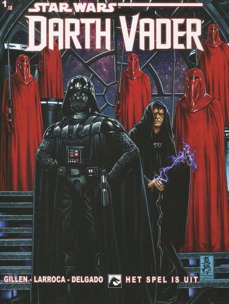 Star Wars: Darth Vader (Dark Dragon) 11 Het spel is uit, deel 1