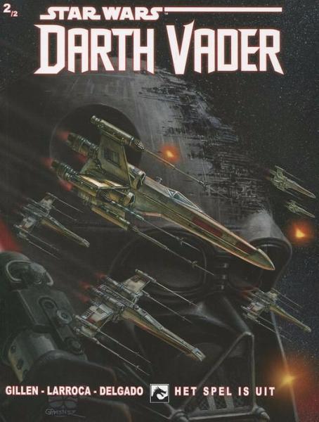 Star Wars: Darth Vader (Dark Dragon) 12 Het spel is uit, deel 2