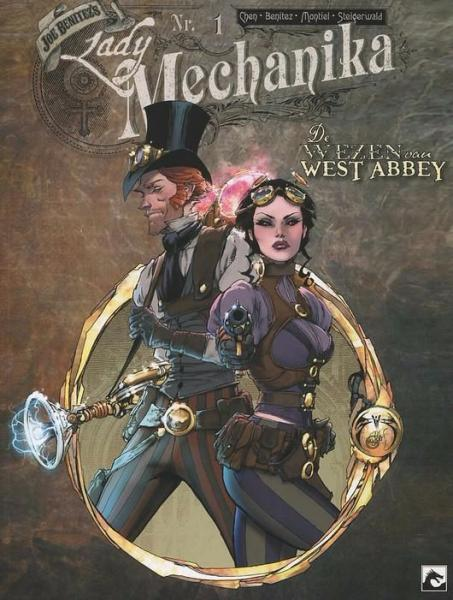 Lady Mechanika: De wezen van West Abbey 1 Lady Mechanika: De wezen van West Abbey