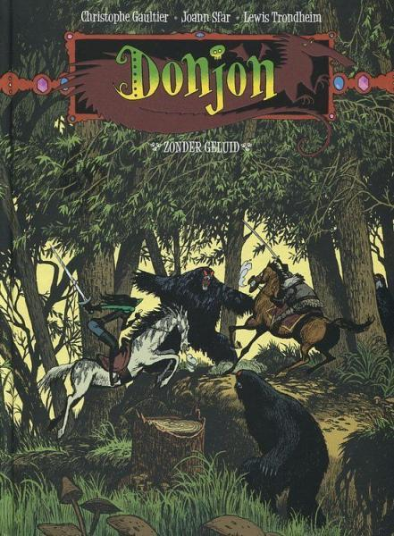 Donjon ochtendgloren -83 Zonder geluid