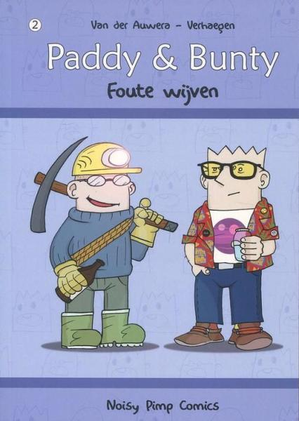Paddy & Bunty 2 Foute wijven