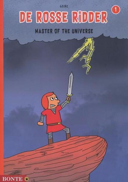 De rosse ridder 1 Deel 1