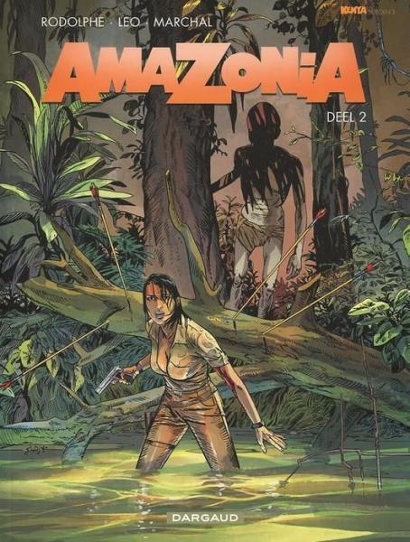 Amazonia (Marchal) 2 Deel 2