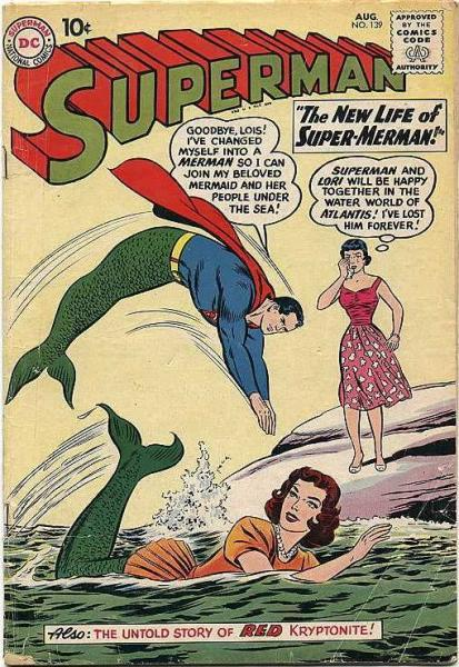 Superman 139 Issue #139
