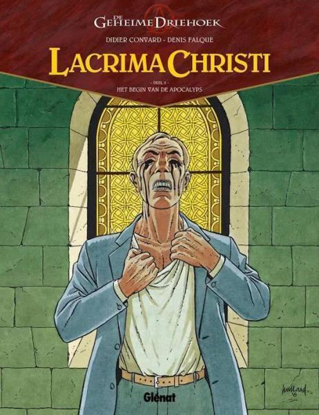 De geheime driehoek - Lacrima Christi 2 Het begin van de apocalyps