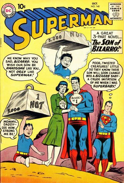Superman 140 Issue #140