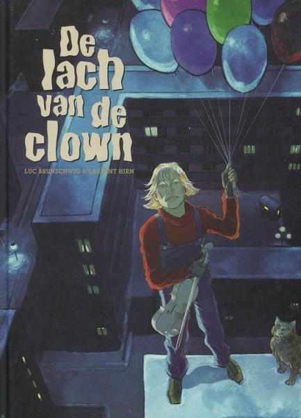 De lach van de clown INT 1 De lach van de clown