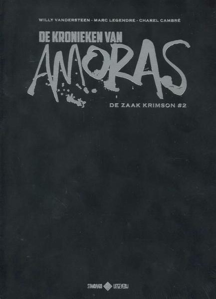 De kronieken van Amoras 2 De zaak Krimson #2