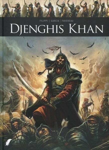 Zij schreven geschiedenis 4 Djenghis Khan